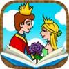 公主和豌豆经典童话故事互动游戏