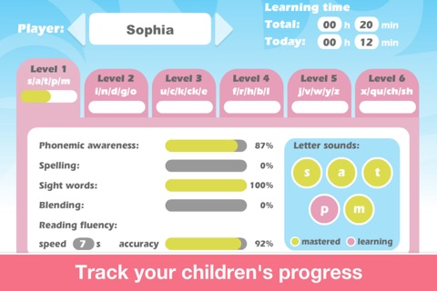Phonics Fun Farm Games: Letter Sounds, Sight Words screenshot 4