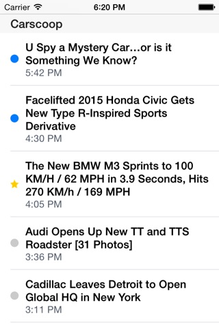 Feeddler RSS Reader Pro 2 screenshot 2