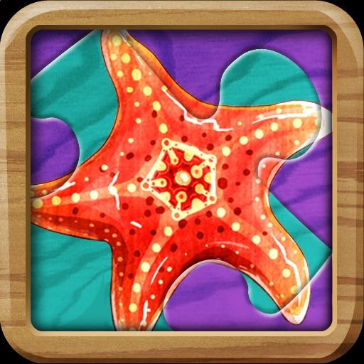 Sea Life HD – 海洋生物拼图