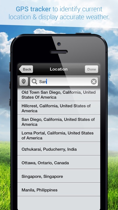 how to get weather alerts on iphone 4