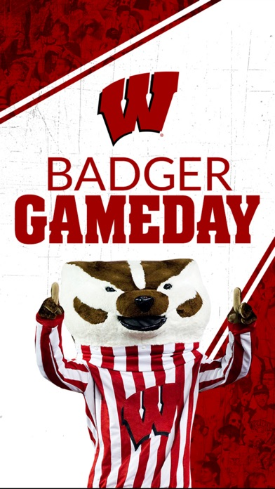 Badger Gameday iPhone