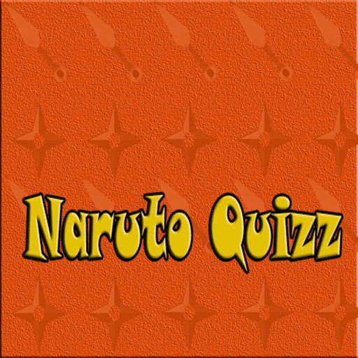 Trivia for Naruto, a quizz game style iOS App