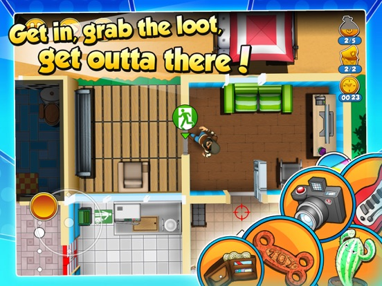 Robbery Bob 2 Double Trouble Ipa Cracked For Ios Free Download
