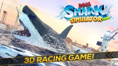 Shark Simulator 2016 | Funny Hungry Shark Game-0