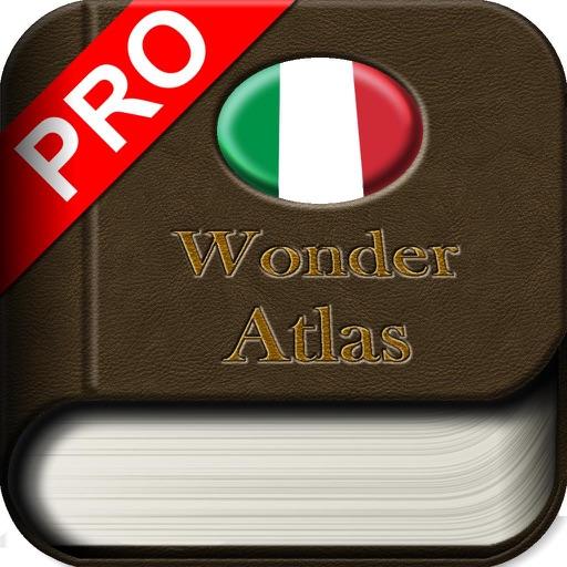 Italy. The Wonder Atlas Quiz Pro. iOS App
