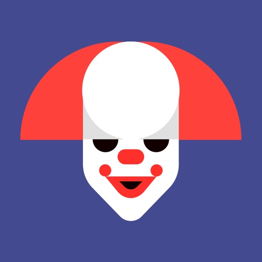 Download Killer Clown Chase free for iPhone, iPod and iPad