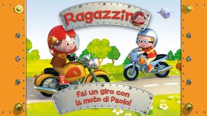 Screenshot of La moto di Paolo - Ragazzino1
