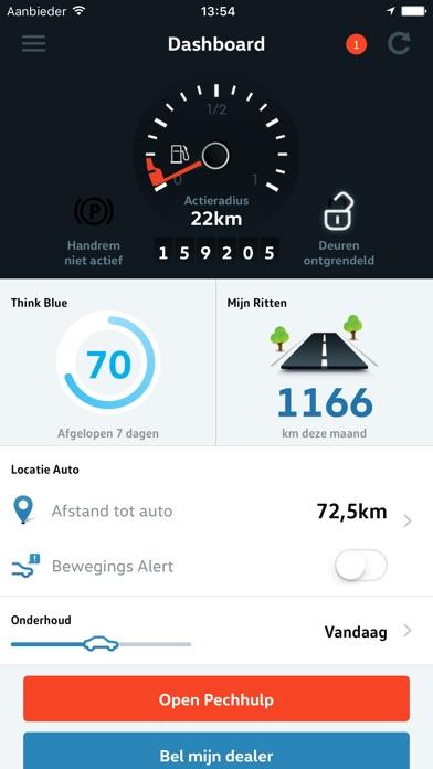 Download Mijn Volkswagen App