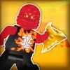 Extreme Fight - Lego Ninjago Version