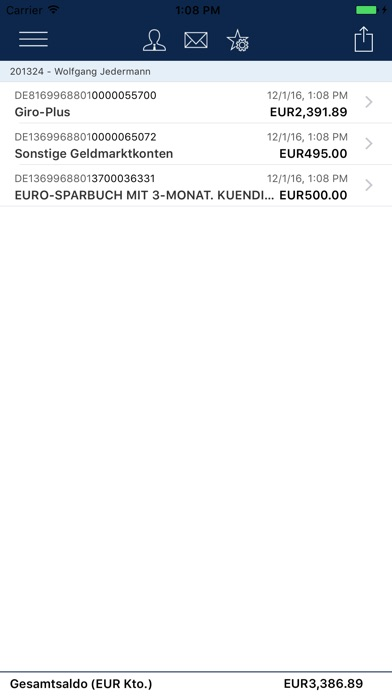 NIBC Direct Screenshot