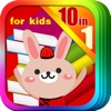 10 Classic Fairy Tales - Interactive Books iBigToy app free for iPhone/iPad