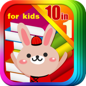 10 Classic Fairy Tales - Interactive Books iBigToy icon