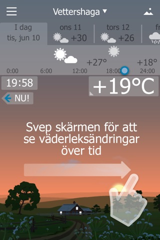 Awesome Weather YoWindow screenshot 2