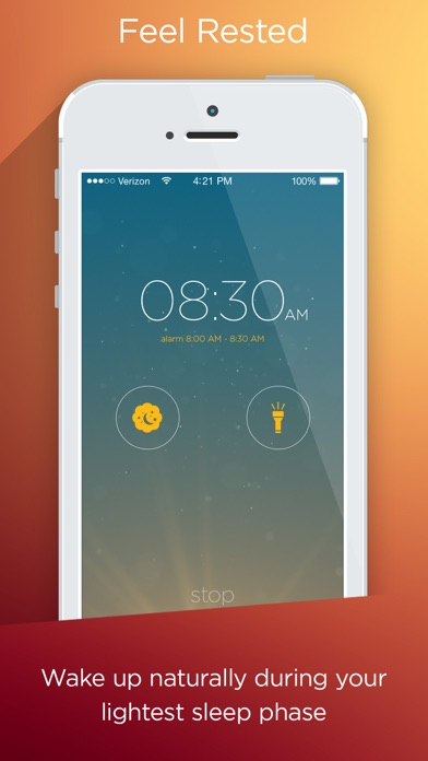 Zen Sleep Cycle Alarm Clock Pro - Sleep Smarter Screenshots