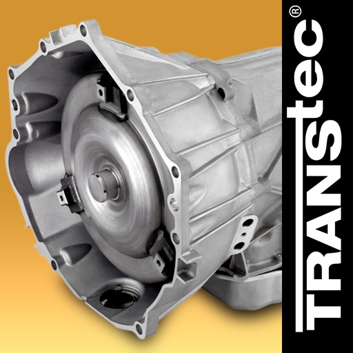 TransTec Transmission-by-Vehicle iOS App