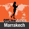 Marrakech Offline mapa e guia de viagens