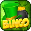 Lucky Leprechaun in Wonderland Bingo Game Pro