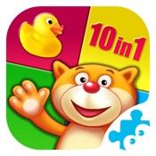 Spielzimmer: 10 Lernspiele für Kinder und Babys
