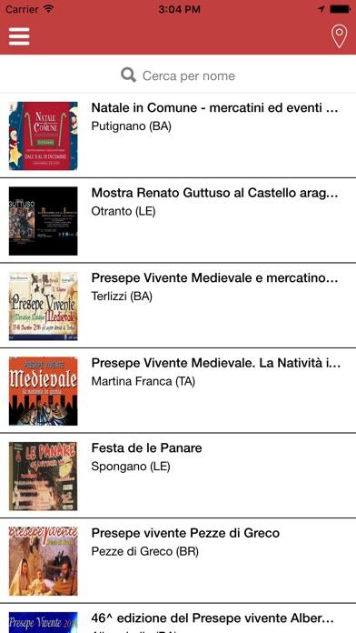 Screenshot of Art Puglia1