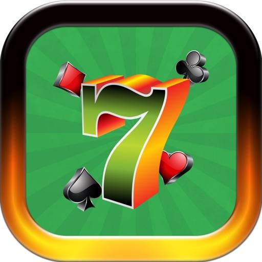 Crazy Triple Star 7 - Spin & Win KING LANE iOS App
