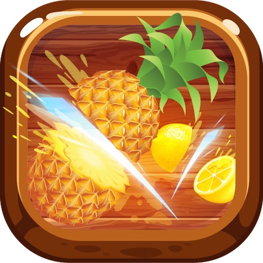 Fruit mini ninja cutting iOS App