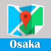 Osaka metro transit trip advisor guide & JR map