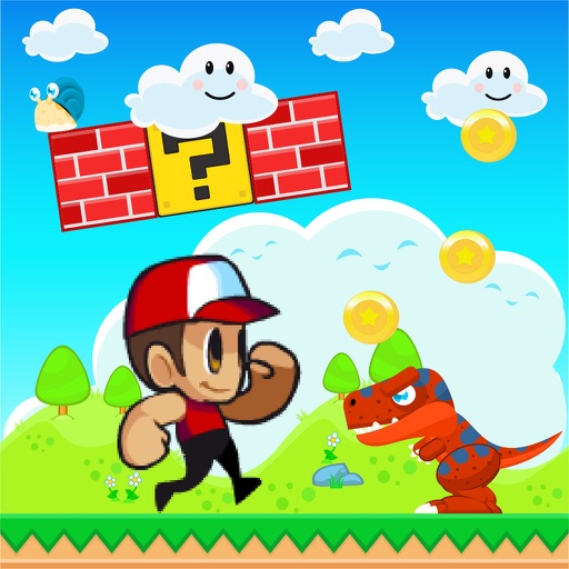 Super Island World - Free Retro Game iOS App