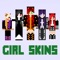 download GIRL SKINS HALLOWEEN for Minecraft Pocket Edition