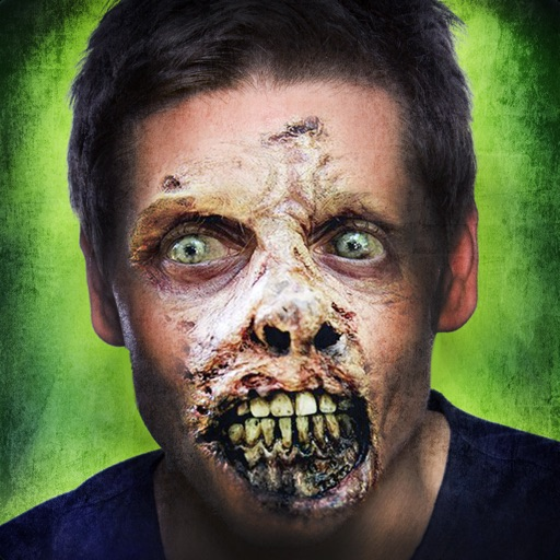 Zombie Camera Photo Booth: Funny Face Pic Change r