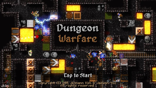 Dungeon Warfare Screenshots