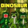 Dinosaur Skins for Minecraft PE & PC Edition