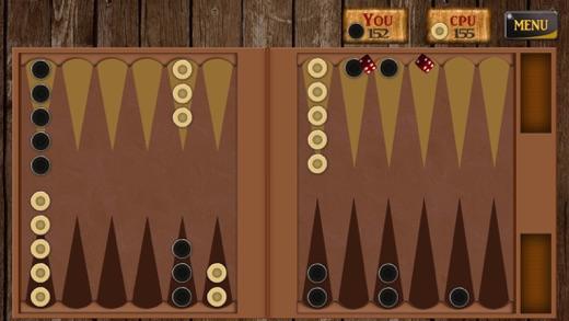 Backgammon Offline Screenshot