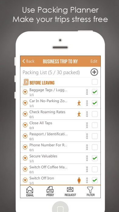 Shopping list manager & maker Screenshots