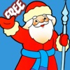 Jigsaw puzzles for kids. Merry Cristmas Free