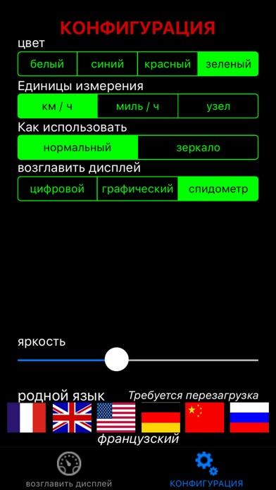 автомобиль HUD Скриншоты5