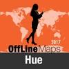 順化市 離線地圖和旅行指南