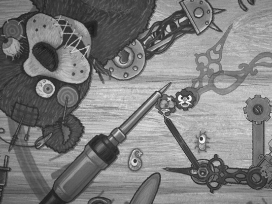 Cognition Game Screenshot
