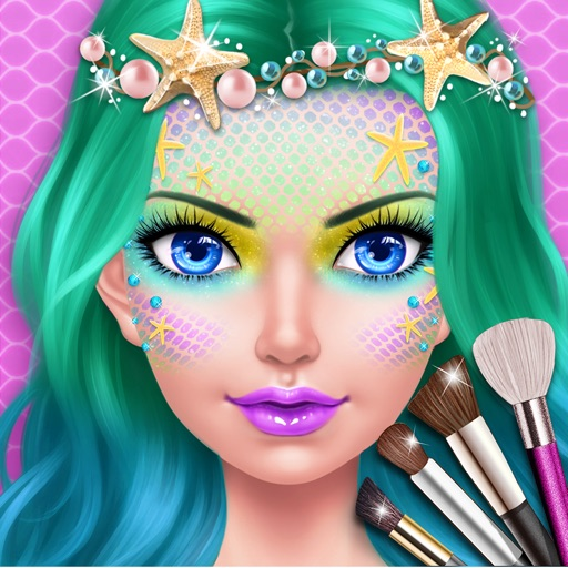 Fashion Doll - Face Paint Costume Party iOS App