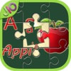 ABC Flash Card Learning Puzzle