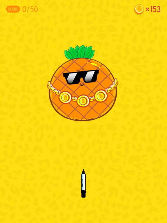Pineapple Pen для iPad