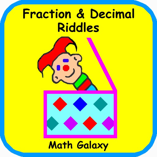 math-galaxy-fraction-and-decimal-riddles