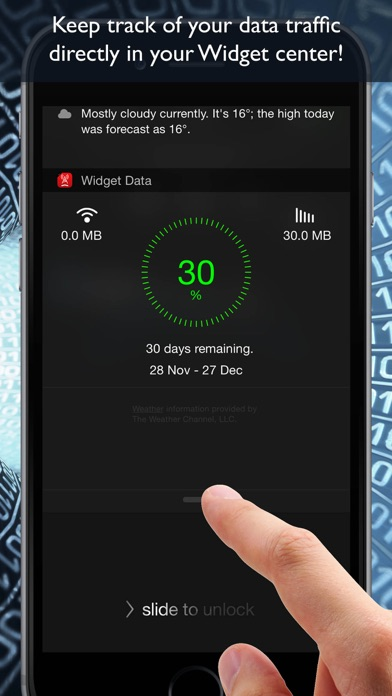 how to set data usage on iphone 7