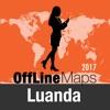罗安达 離線地圖和旅行指南