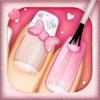 美甲沙龍遊戲:美容化妝- 指甲藝術溫泉女孩子的遊戲