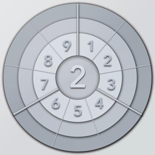 Sudoku: Roundoku Silver (Hot Deal) iOS App
