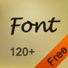 Font Dresser HD Lite