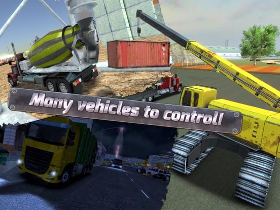 Игра Extreme Trucks Simulator