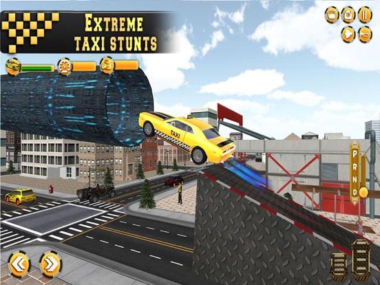 In Taxi: Drive Simulation 2016 screenshot 9