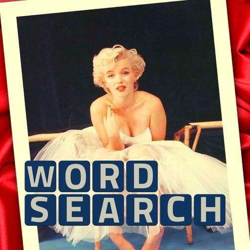 Wordsearch Revealer Marilyn iOS App